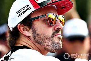 Алонсо цікавився місцем у Red Bull на 2020-й