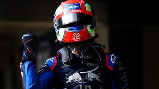 Гаслі: Я був злий на Red Bull, вони вчинили нечесно