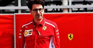 Бінотто: Ferrari дає Феттелю повну довіру
