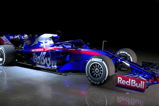 Офіційна презентація нового боліда Toro Rosso (ВІДЕО)