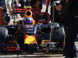 Ферстаппен: Хочу виступати за Red Bull до 40 років