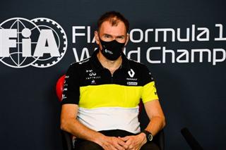 Директор Renault: У Формулі-1 зараз 4 пілоти найвищого рівня