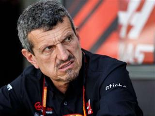 Штайнер: Haas не потребує обкатки боліда