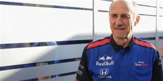 Тост: Це був найуспішніший сезон в історії Toro Rosso