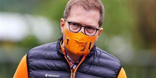 Керівник McLaren: У нас не буде першого номера