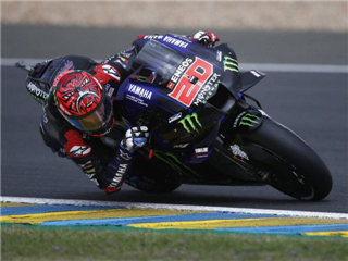 MotoGP. Куартараро взяв поул в Італії, Россі лише 19-й