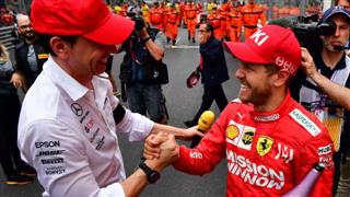 Браун: Феттелю потрібна підтримка Ferrari