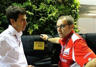 Вольфф: Доменікалі спробує пригальмувати Mercedes