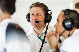 Директор McLaren: У 2021 році всі почнуть з чистого листа