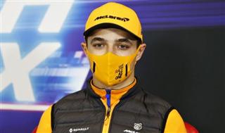 Норріс: McLaren має прогресувати з моторами Mercedes