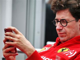 Бінотто: Хай подають офіційний протест на Ferrari