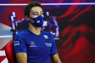 Расселл: Албон точно повернеться у Формулу-1
