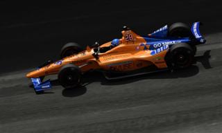 Офіційно. McLaren повертається в IndyCar