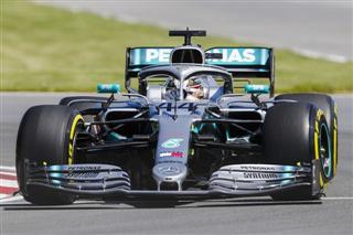 Інженер Mercedes: Було важко зібрати болід Хемілтона до старту гонки