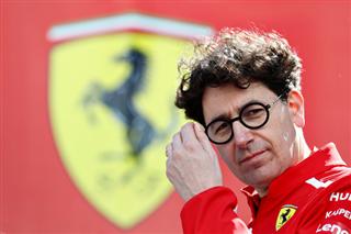 Бінотто: Друге місце ніколи не влаштує Ferrari