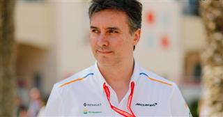 Директор McLaren: Ми не працюємо над болідом 2021 року