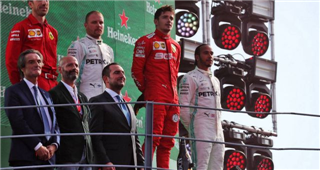 Браун: Формула-1 відмовиться від нагородження на подіумі