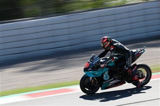 MotoGP. Куартараро виграв гонку в Каталонії, Россі зійшов