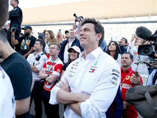Вольфф: Перемогу в Кубку конструкторів присвячуємо Нікі Лауді