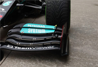 Боттас: Mercedes вже дуже давно не оновлював болід