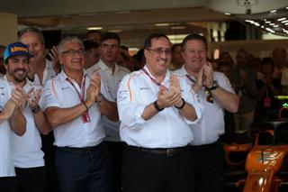 Керівник McLaren: Наша мета - знову перемагати