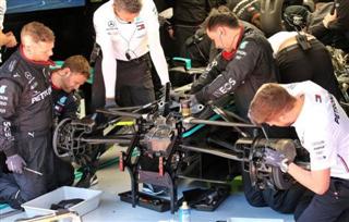 Директор Mercedes: Перший варіант новинки DAS заблокувала FIA