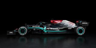 Офіційна презентація нового боліда Mercedes
