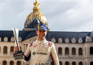 Пілот Формули Е: Якби Ферстаппен був напарником Хемілтона, то став би чемпіоном
