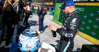 Боттас: Пишаюся тим, що я досягнув у Mercedes