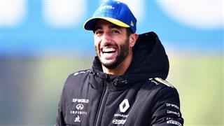 Ріккардо: Тепер у Renault мало шансів на третє місце
