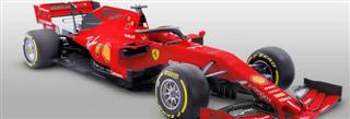 Новий болід Ferrari отримає назву SF 1000
