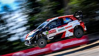 WRC. Еванс виграв Ралі Португалії, Ожьє став третім