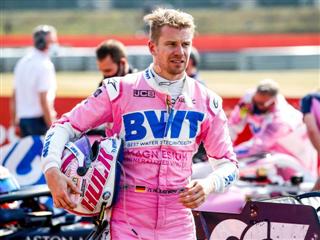 Хюлькенберг: Я дуже хотів залишитися у Формулі-1