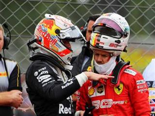 Ферстаппен: Дивно, що Феттель пішов з Ferrari