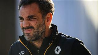 Абітебуль: Цей сезон допоміг Renault виявити всі слабкості