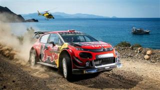 WRC. Ожьє виграв Ралі Туреччини, Тянак без очок