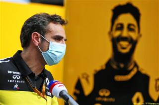 Абітебуль: Відхід Ріккардо з Renault - це моя провина
