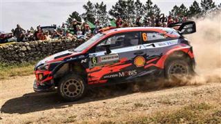 WRC. Сордо виграв Ралі Сардинії, Ожьє втратив лідерство в заліку