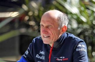 Тост пояснив, чому Toro Rosso зберіг своїх пілотів
