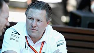 Директор McLaren: Ми не зробимо стрибок у результатах