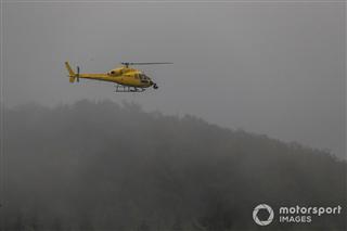 «Нюрбургринг» у тумані: світлини