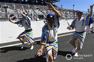 Найкращі світлини Гран Прі Японії: неділя