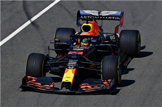 Технічний аналіз: що ми побачили на Red Bull RB16 під час знімального дню