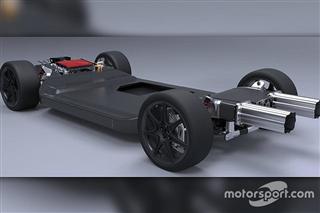 Lotus та Williams спільно побудують електрогіперкар