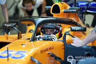 Спонсором McLaren став виробник пива