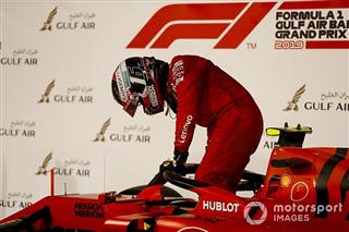Гран Прі Бахрейну: украдене щастя