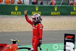 Гран Прі Великої Британії: Леклер став гонщиком дня