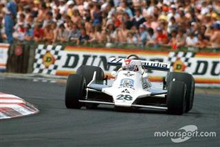День в історії: перша перемога Williams у Формулі 1