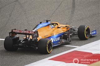 Недогадливість суперників здивувала McLaren
