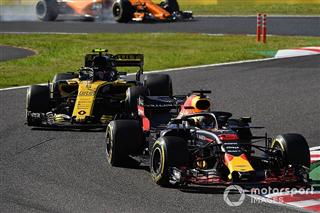 Ріккардо досі розчарований через втрату місця у Mercedes чи Ferrari